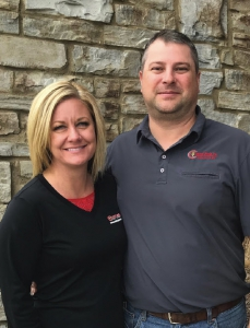 Meghan and Travis Will, Capital Scale Owners